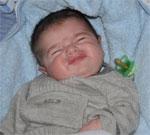 Ostéopathie et Bébé. Traitement ostéopathique du bébé et du nourrisson : Régurgitation chez le nourrisson