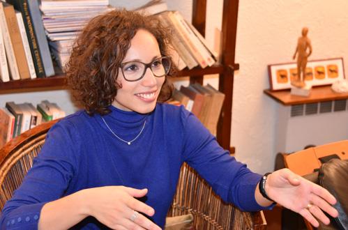 Valérie TOUATI-GROSS, Ostéopathe et Hypnothérapeute à Paris 12