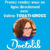 Prendre rdv avec Valerie TOUATI-GROSS